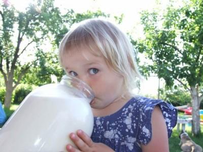 пищевая аллергия на молоко