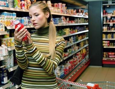 Выбор продуктов при пищевой аллергии