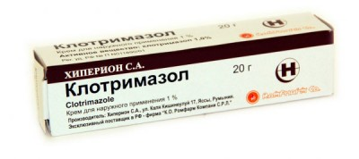 Клотримозол