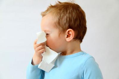 Респираторные нарушения при аллергии у детей
