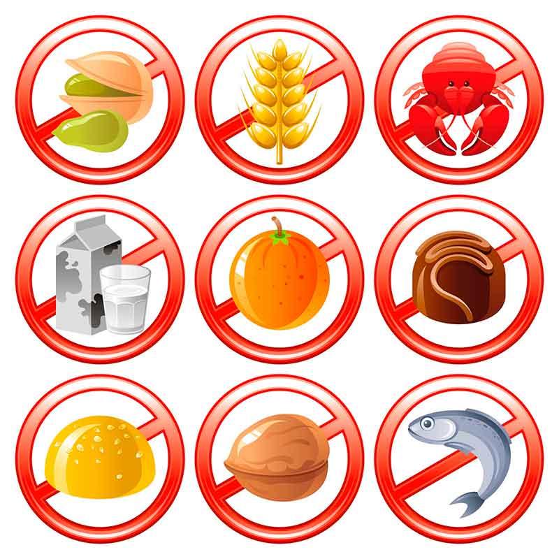 Перекрестная аллергия, симптомы, способы лечения