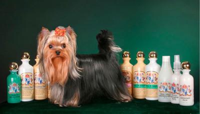 Воздействие собачьей косметики