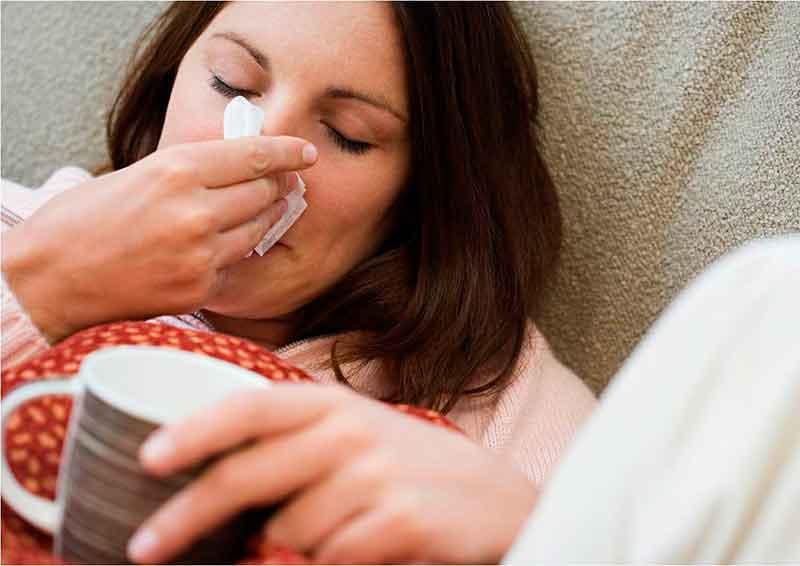 Вазомоторный ринит: симптомы, причины, лечение