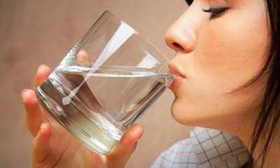 Пьем чаще воду