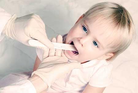 аллергический ларингит у детей