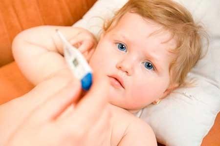 аллергический ларингит у ребенка