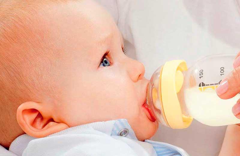 Какие бывают гипоаллергенные смеси для новорожденных