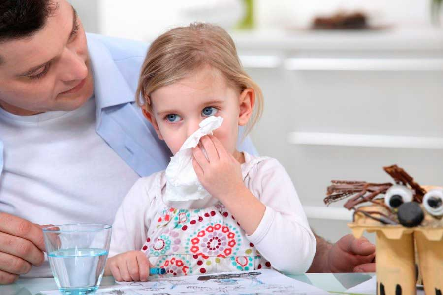 мумие от аллергии детям