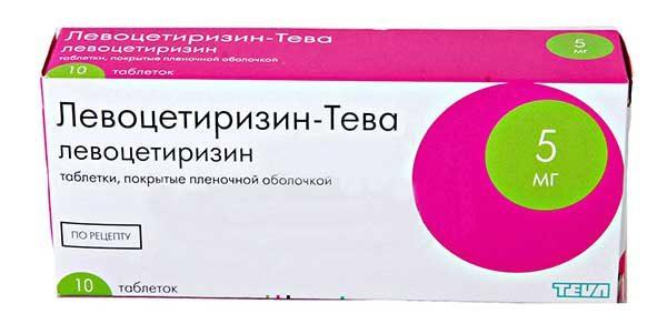 Левоцетиризин, инструкция по применению, отзывы, аналоги