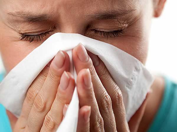 типы аллергии
