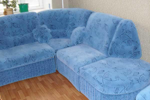аллергия на диван
