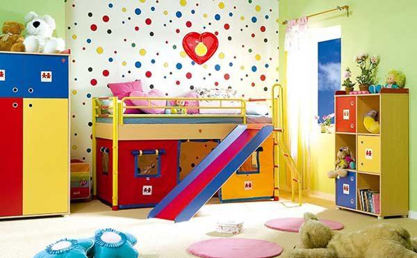 аллергия на детскую мебель