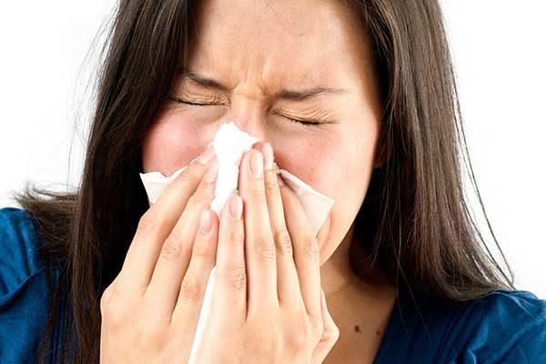 симптомы аллергии на чеснок
