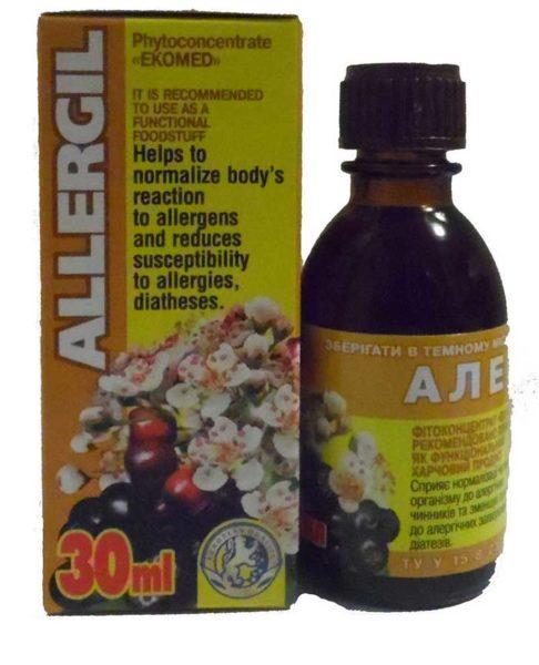 Капли от аллергии, обзор эффективных средств