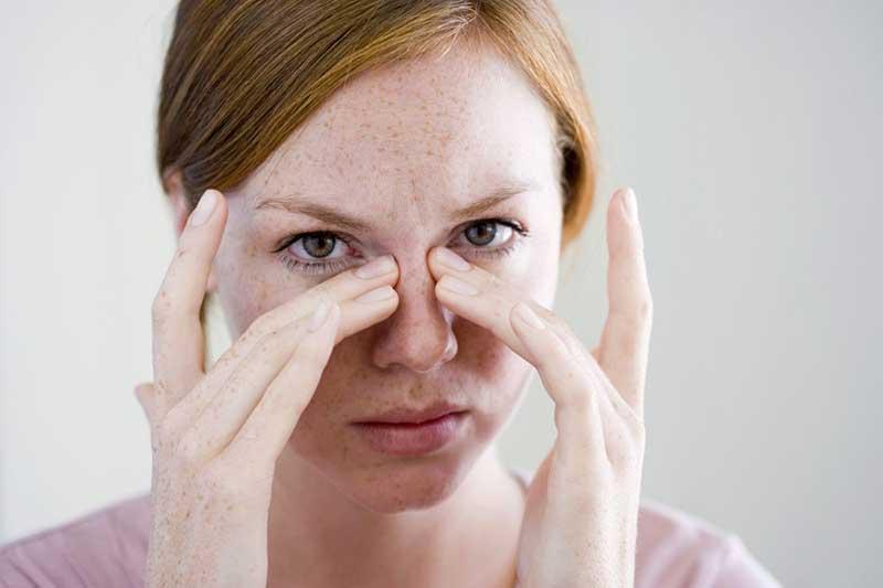 Аллергический гайморит, причины, симптомы, особенности лечения