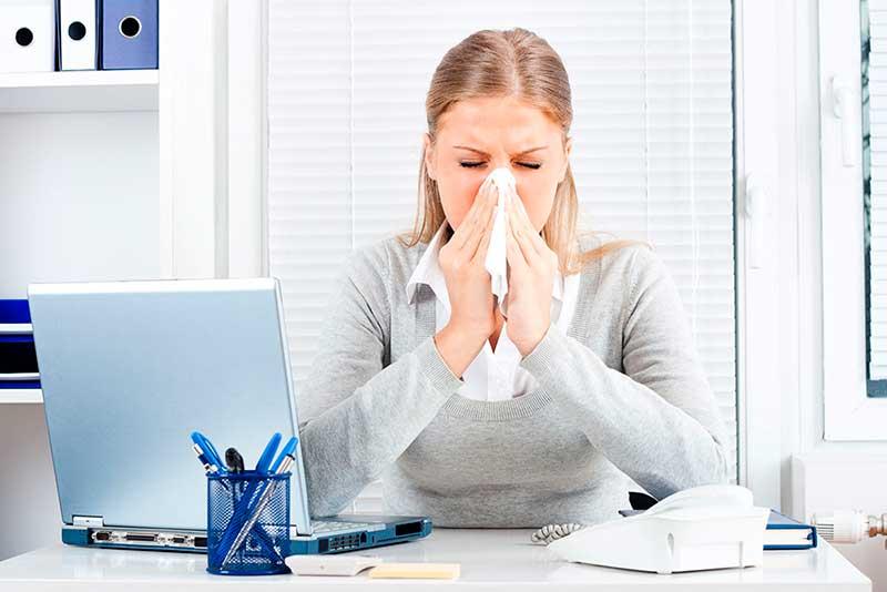 Аллергия на кондиционер – как избежать ухудшения самочувствия