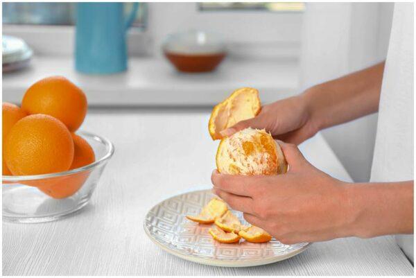аллергия на апельсин