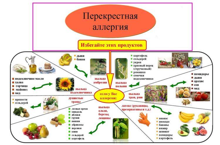 Гипоаллергенная диета рацион питания при пищевой аллергии
