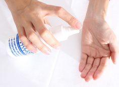 аллергия на антисептик