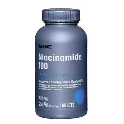 Никотинамид, или витамин РР