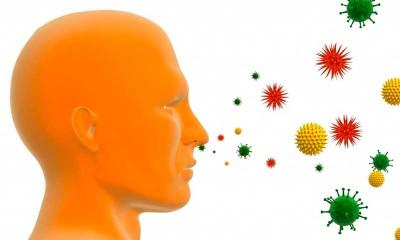 Пыльца как раздражитель