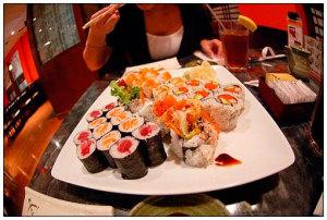 Аллергия на суши