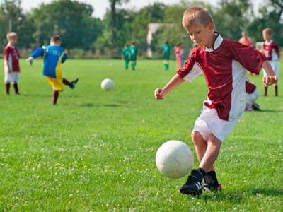 Активный образ жизни у детей