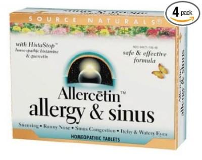 Препарат Аллерцетин